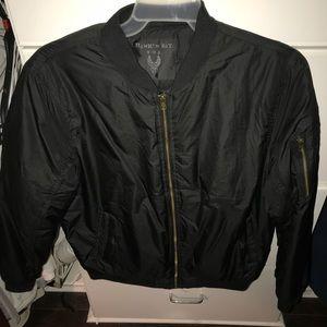 Bomber jacket. Hawks Bay USA